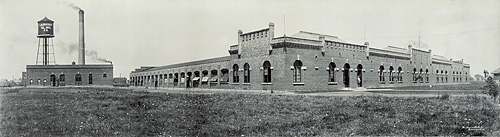 Ericsson Factory, Buffalo, N.Y. 1909