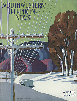 Southwestern Telephone News, Winter 1938-39